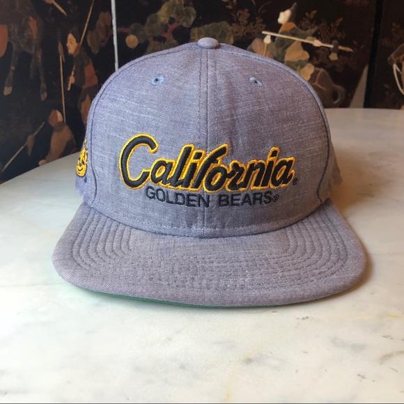 new style cee2e a44ca Nike Cal Bears flatbill hat